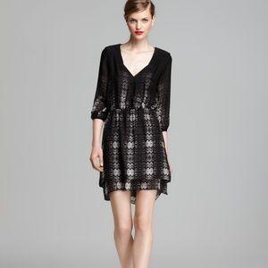 Parker Dresses - EUC Parker 100% silk wrap dress xs